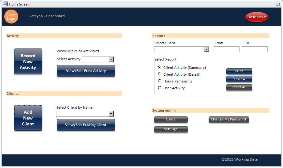 Screenshot of a Microsoft Dashboard form